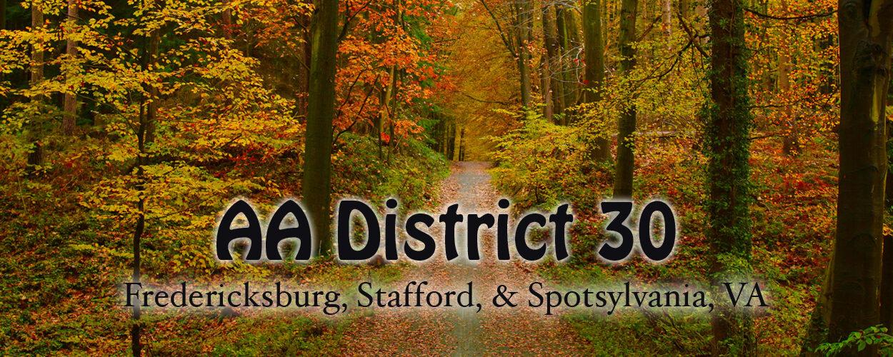 AA District 30 Virginia